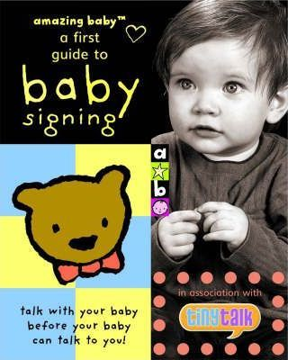 Baby Signing Book - Katie Mayne
