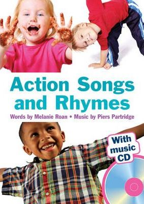 Action Songs and Rhymes - Melanie Roan