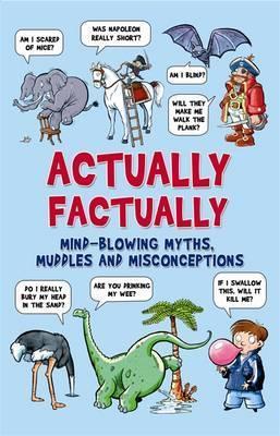 Actually Factually - Guy Campbell