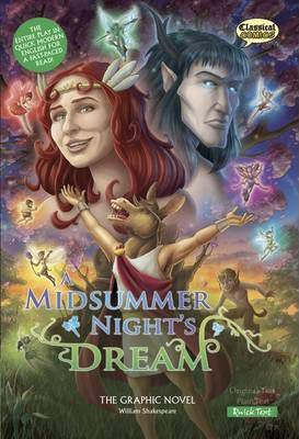 A Midsummer Night's Dream (Classical Comics) - William Shakespeare