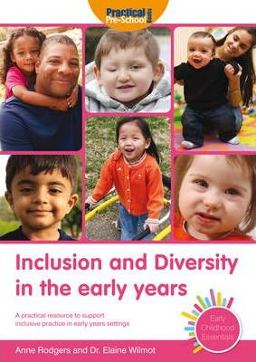 Inclusion and Diversity in the Early Years - Dr. Elaine Wilmot