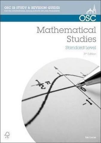 IB Mathematical Studies: For Exams from May 2014 - Ian Lucas