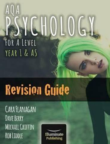 AQA Psychology for A Level Year 1 & AS - Revision Guide - Cara Flanagan