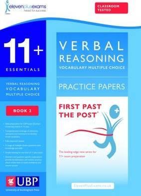 11+ Essentials Verbal Reasoning
