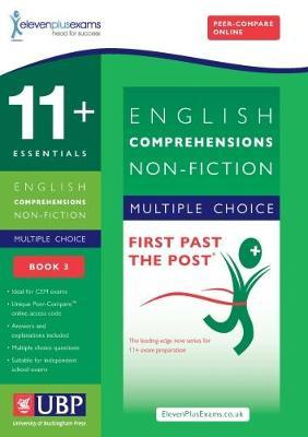 11+ Essentials English Comprehensions: Non-Fiction - ElevenPlusExams