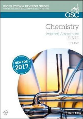 IB Chemistry Internal Assessment - Dave Allen