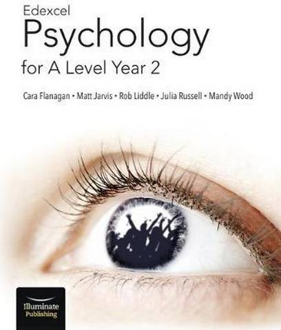 Edexcel Psychology for A Level Year 2: Student Book - Cara Flanagan