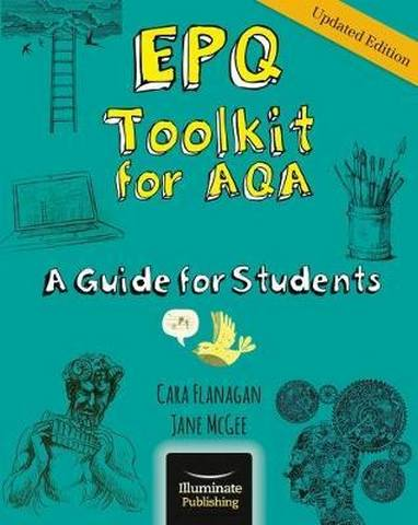 EPQ Toolkit for AQA - A Guide for Students (Updated Edition) - Cara Flanagan