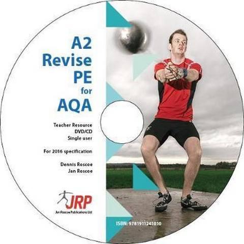 A2 Revise PE for AQA Teacher Resource - Dr. Dennis Roscoe