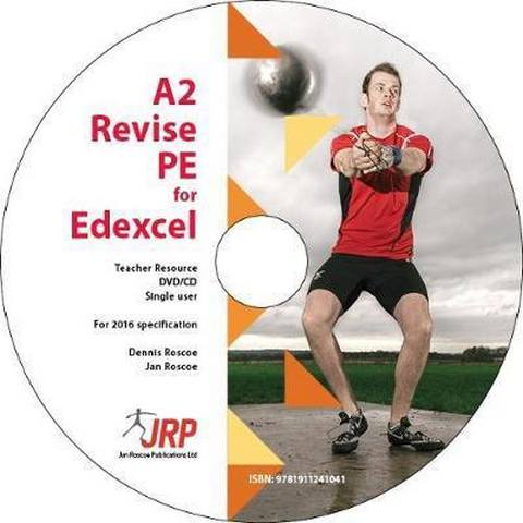 A2 Revise PE for Edexcel Teacher Resource - Jan Roscoe