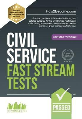 Civil Service Fast Stream Tests: Practice questions