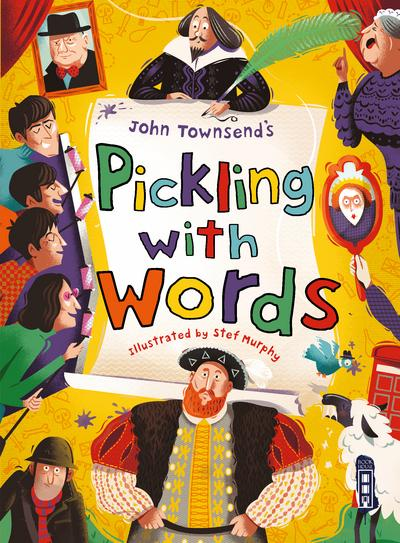 Pickling With Words - John Townsend