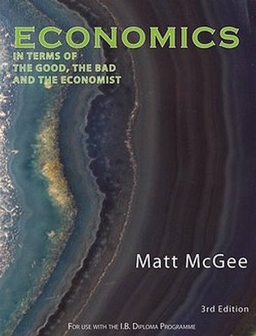 Economics in Terms of the Good