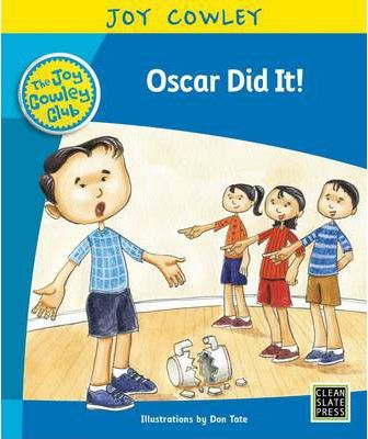 Oscar Did It!: Oscar the Little Brother