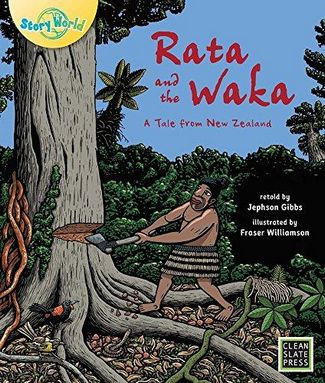Rata and the Waka - Jephson Gibbs