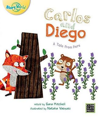 Carlos and Diego - Sara Mitchell