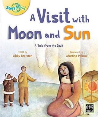 A Visit with Moon and Sun - Libby Brereton