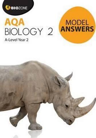 AQA Biology 2 Model Answers: 2016 -