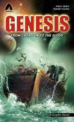 Genesis: From Creation To The Flood - Jason Quinn