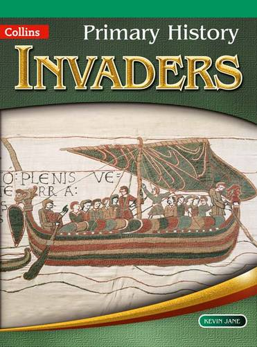 Primary History - Invaders - Kevin Jane - 9780007464012