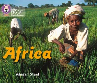 Africa: Band 02A Red A/Band 10 White - Abigail Steel - 9780007516346