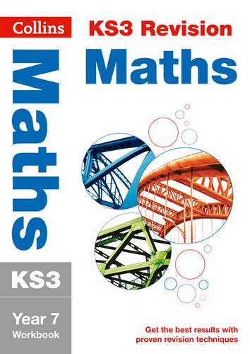 KS3 Maths Year 7 Workbook (Collins KS3 Revision) - Collins KS3 - 9780007562664