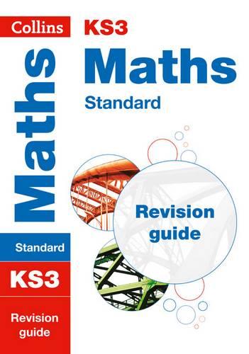 KS3 Maths (Standard) Revision Guide (Collins KS3 Revision) - Collins KS3 - 9780007562763