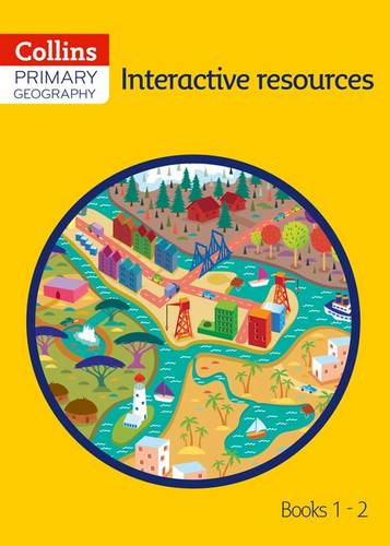 Collins Primary Geography Resources CD 1 (Primary Geography) -  - 9780007563685