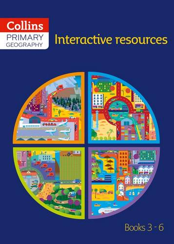 Collins Primary Geography Resources CD 2 (Primary Geography) -  - 9780007563692