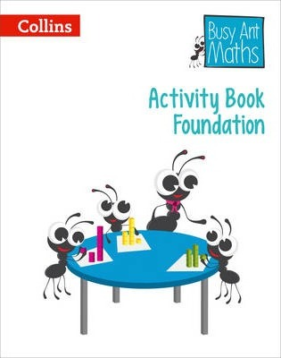 Activity Book F (Busy Ant Maths) - Jo Power - 9780008124649