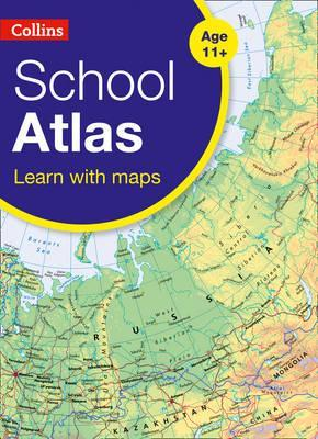 Collins School Atlas (Collins School Atlas) - Collins Maps - 9780008146764