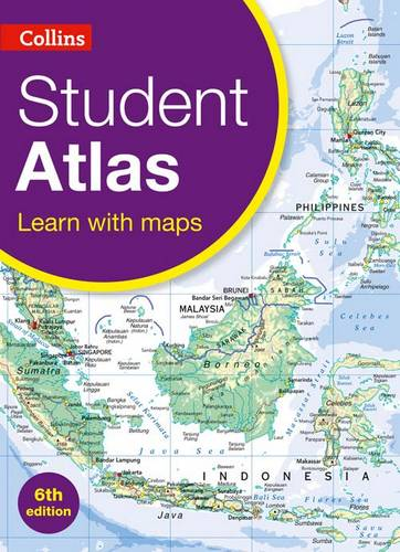 Collins Student Atlas (Collins Student Atlas) - Collins Maps - 9780008259150