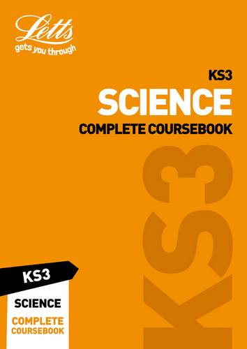 KS3 Science Complete Coursebook (Letts KS3 Revision Success) - Letts KS3 - 9780008316242
