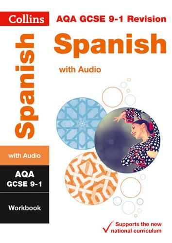 AQA GCSE 9-1 Spanish Workbook (Collins GCSE 9-1 Revision) - Collins GCSE - 9780008326753