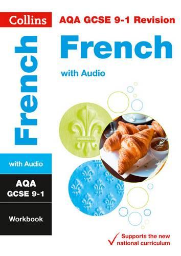 AQA GCSE 9-1 French Workbook (Collins GCSE 9-1 Revision) - Collins GCSE - 9780008326760