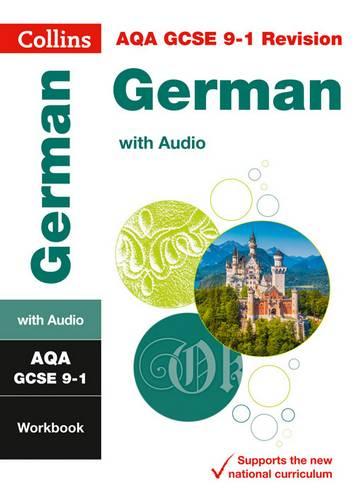 AQA GCSE 9-1 German Workbook (Collins GCSE 9-1 Revision) - Collins GCSE - 9780008326784