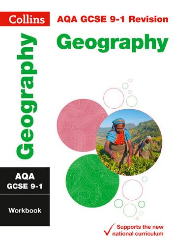 AQA GCSE 9-1 Geography Workbook (Collins GCSE 9-1 Revision) - Collins GCSE - 9780008326791