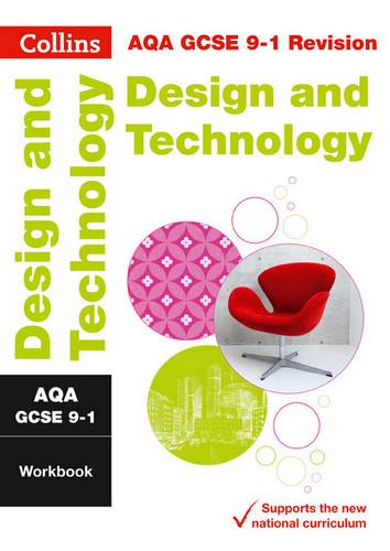 AQA GCSE 9-1 Design & Technology Workbook (Collins GCSE 9-1 Revision) - Collins GCSE - 9780008326807