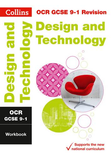 OCR GCSE 9-1 Design & Technology Workbook (Collins GCSE 9-1 Revision) - Collins GCSE - 9780008326821