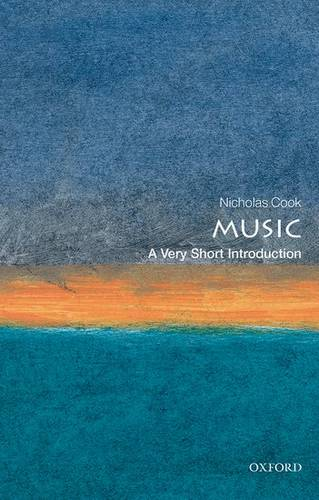 Music: A Very Short Introduction - Nicholas Cook - 9780192853820