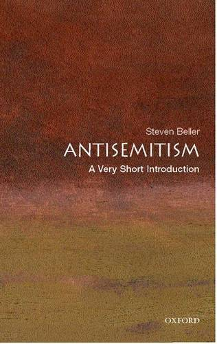 Antisemitism: A Very Short Introduction - Steven Beller - 9780192892775