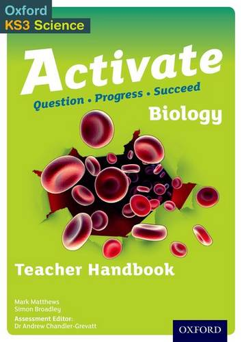 Activate Biology Teacher Handbook - Simon Broadley - 9780198307181