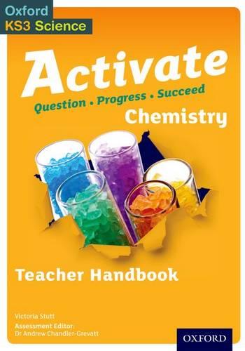Activate Chemistry Teacher Handbook - Victoria Stutt - 9780198307198