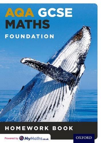 AQA GCSE Maths Foundation Homework Book (15 Pack) - Clare Plass - 9780198351610