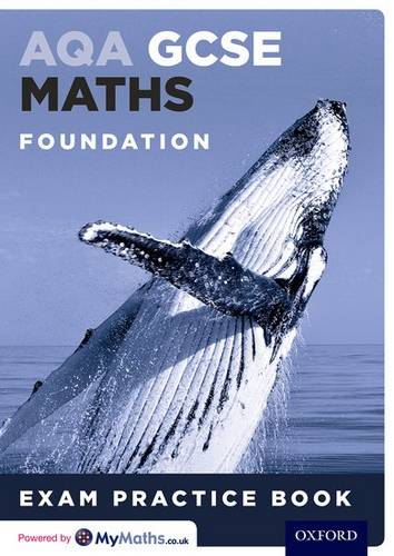 AQA GCSE Maths Foundation Exam Practice Book (15 Pack) - Geoff Gibb - 9780198351627