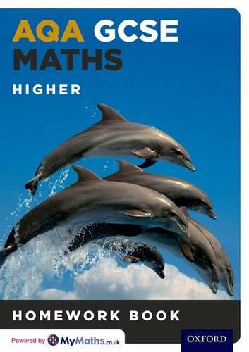 AQA GCSE Maths Higher Homework Book (15 Pack) - Clare Plass - 9780198351634