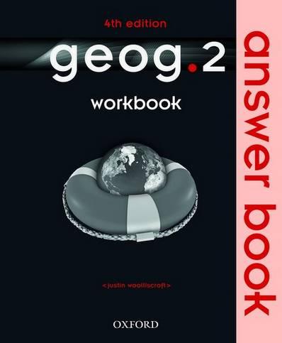geog.2: Workbook Answer Book - Justin Woolliscroft - 9780198356929