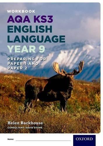 AQA KS3 English Language: Year 9 Test Workbook Pack of 15 - Helen Backhouse - 9780198368847