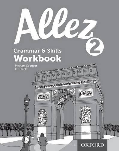 Allez: Grammar & Skills Workbook 2 (8 pack) - Liz Black - 9780198395034