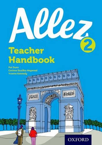 Allez: Teacher Handbook 2 - Melissa Weir - 9780198395072